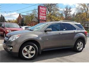 2012 Chevy Equinox|Leather|Navigation|Backup Camera |Loaded
