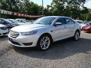 2013 Ford Taurus SEL All Wheel Drive Bluetooth Touch Screen