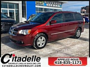 2017 Dodge Grand Caravan Crew PLUS CUIR