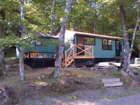 Lovely Cabin in the Woods - $47,000