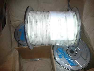 14 Awg Xhhw-2 500 Ft Roll  Stranded Copper Wire - White 8 Availablefreeship