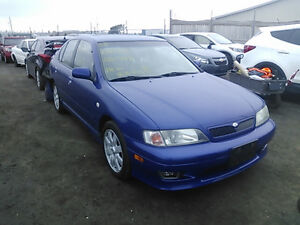 INFINITI G20 (1999/2002/ PARTS PARTS ONLY)