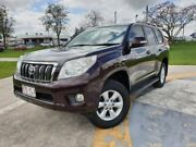 2012 Toyota Landcruiser Prado KDJ150R GXL Burgundy 5 Speed Sports Automatic Wagon Gympie Gympie Area Preview