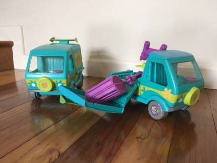 Scooby Doo Mystery Machine Runcorn Brisbane South West Preview