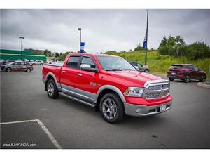 2014 Ram 1500 Laramie! SUNROOF! LEATHER! NAV! 2 SETS OF TIRES!