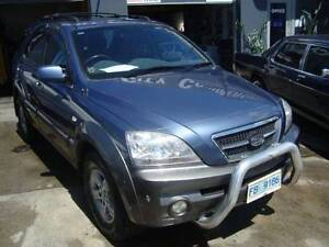 FROM ONLY $56 P/WEEK ON FINANCE* 2009 KIA SORENTO 4 DOOR WAGON New Town Hobart City Preview
