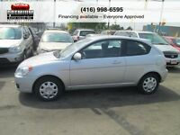 2009 Hyundai Accent Man GL