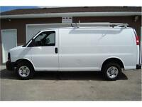 2007 CHEVY EXPRESS CARGO VAN 4.8L 205 KMS FOR ONLY $8,925.