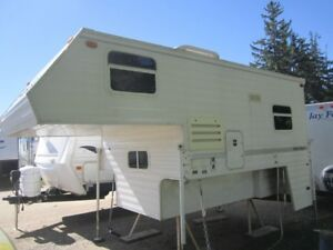 1998 Travel Hawk Camper