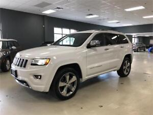 2014 Jeep Grand Cherokee Overland**ONLY 42KM!!MINT!!