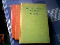 ENID BLYTON BOOKS - OLD/VINTAGE - 1952/1956/1963