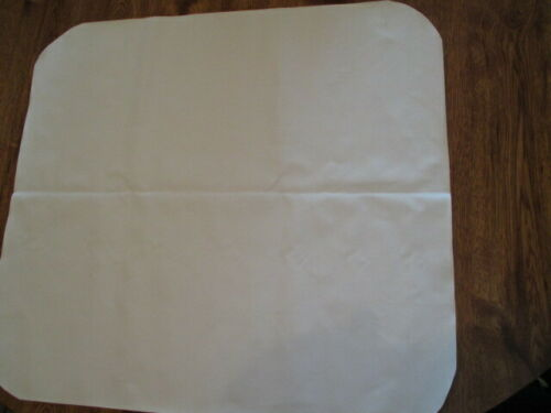 Moisture Proof Washable Baby Bassinet Liner, Changing Pad  Set of 2