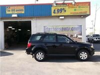 Mazda Tribute 4wd 4x4 impecable 2010