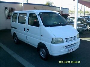 2003 Suzuki Carry White 5 Speed Manual Van Coopers Plains Brisbane South West Preview