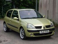2005 Renault Clio 1.2L ## Air Conditioning + Just Valeted ##