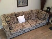 2 Large Character Sofas from Collins and Hayes