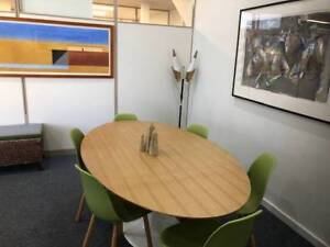 Relaxed and funky serviced offices  Mordialloc .