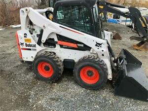 2014 Bobcat S650 Skid Steer, Low Hours