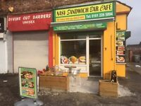 N.A.S.V Sandwich Bar Cafe