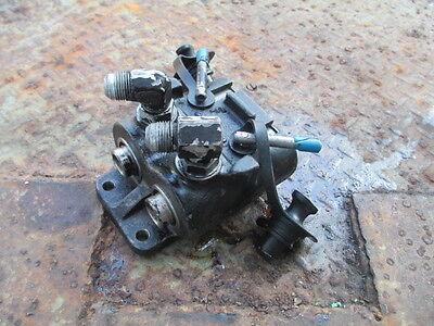 1983 International Diesel 5288 Farm Tractor Break Away Hydraulic Coupler