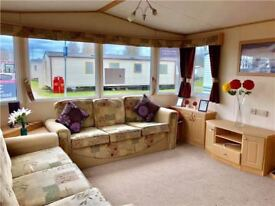 STATIC CARAVAN FOR SALE. 2018 SITE FEES INCLUDED.GREAT YARMOUTH.NORFOLK.GORLESTON.LOWESTOFT.BROADS