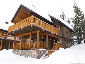 Spectacular free standing chalet right across from the Bullet!