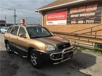 2002 Hyundai Santa Fe GLS*****AWD***ONLY 114 KMS****VERY CLEAN