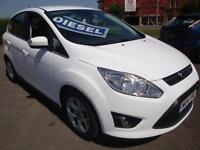 14 FORD C-MAX ZETEC TDCI 5 DOOR DIESEL 30 A YEAR CAR TAX