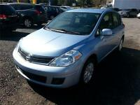 2011 Nissan Versa 1.8 S  ** EXTRA CLEAN ** GUARANTEED FINANCING