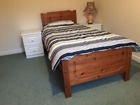 Large double room to rent, Mon-Fri