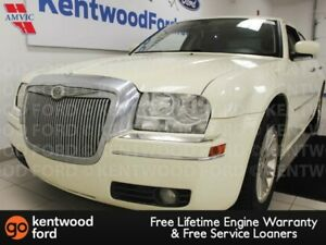 2009 Chrysler 300 300 Touring with sunroof and power leather sea