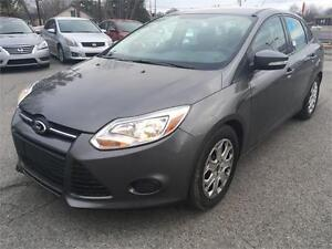 2014 Ford Focus SE A/C BLUETOOTH CRUISE SEIGES CHAUFF AUTO