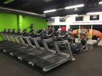 Free Gym Guest Passes at Fit4less Halton