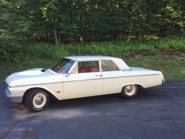 1962 Ford Galaxie  1962 Ford Galaxie 427-2 (4bbl) 5 speed trans