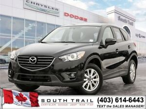 2016 Mazda CX-5 GS SUNROOF, BACK-UP CAM, HEATED SEATS