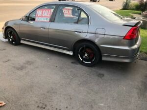 2005 Acura EL Manual for Sale for $3800