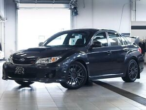 2012 Subaru WRX STI Sport-tech 4dr All-wheel Drive Sedan