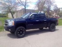 2007 Chevrolet Silverado 1500 Crew Cab 4X4 Lifted