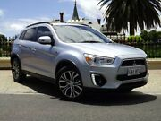 2015 Mitsubishi ASX XB MY15.5 LS 2WD Silver 6 Speed Constant Variable Wagon Medindie Gardens Prospect Area Preview