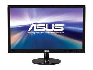 ASUS VS228H-P 21.5 inch Monitor for sale