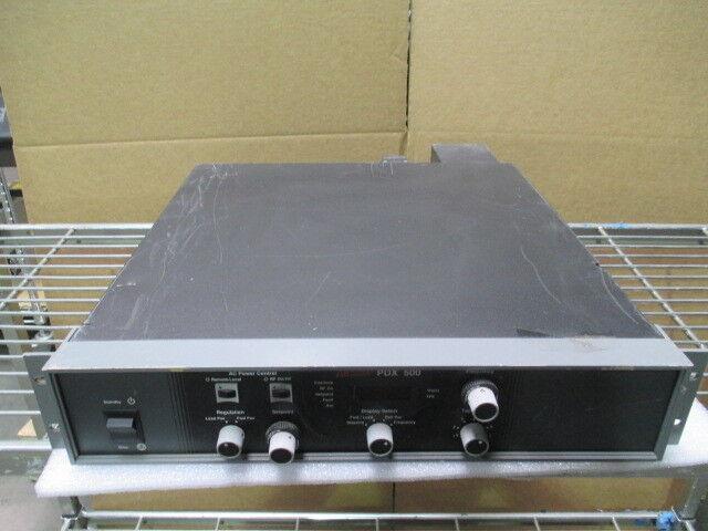 Advanced Energy AE 3156024-103B PDX 500 RF Generator, 1.4 kW, 200-230V, 423546