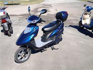 New Electric Scooter 48V 500W Motor