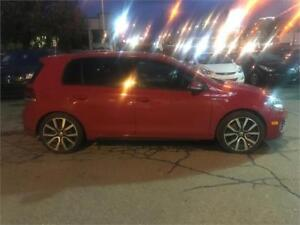 2013 Volkswagen Golf GTI-FULL-AUTO-MAGS-CUIR-TOITOUVRANT