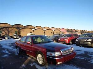 2008 Mercury Grand Marquis LS Leather Power Seats Remote Start