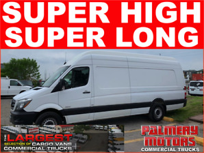 2015 MERCEDES-BENZ SPRINTER 2500 170 EXT SUPER HIGH