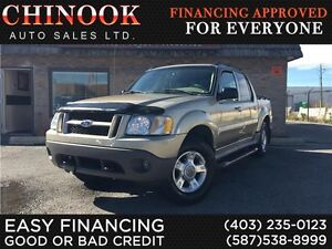 2003 Ford Explorer Sport Trac XLT 4x4 Leather/Power Seat,Sunroof