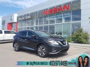 2016 Nissan Murano Platinum ** Fully Loaded **