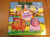 Chunky Board Books for Kids