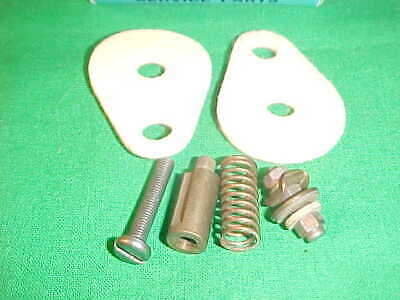 Vintage Wico Ek Magneto Contacts Woil Felt Hit Miss Stationary Gas Engine Mag