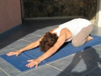 New Gentle yoga class for the mature